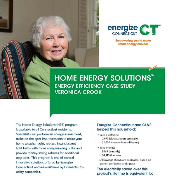 Case Study Home Energy Solutions Veronica Crook