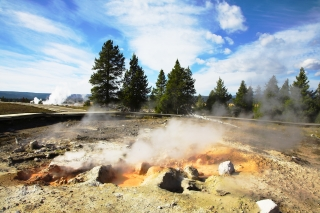 Geothermal Mineral Water