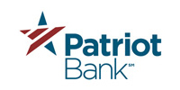 Logotipo do Patriot Bank